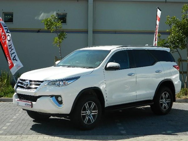2018 Toyota Fortuner 2.4GD-6 RB Auto Western Cape Athlone_0