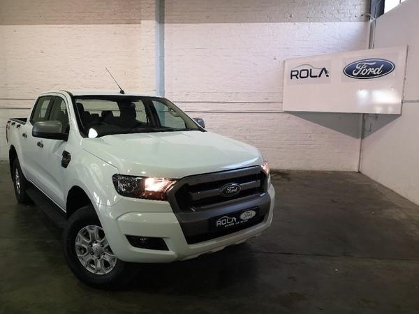 2018 Ford Ranger 2.2TDCi XLS 4X4 Auto Double Cab Bakkie Western Cape Caledon_0