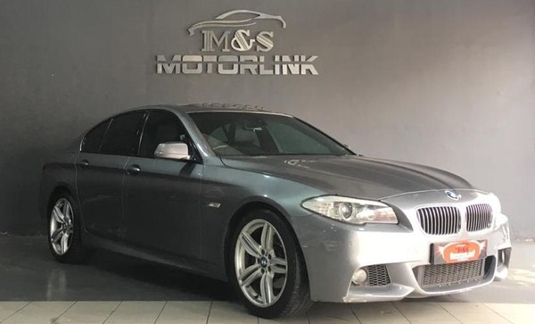 2012 BMW 5 Series 520i At f10  Gauteng Benoni_0