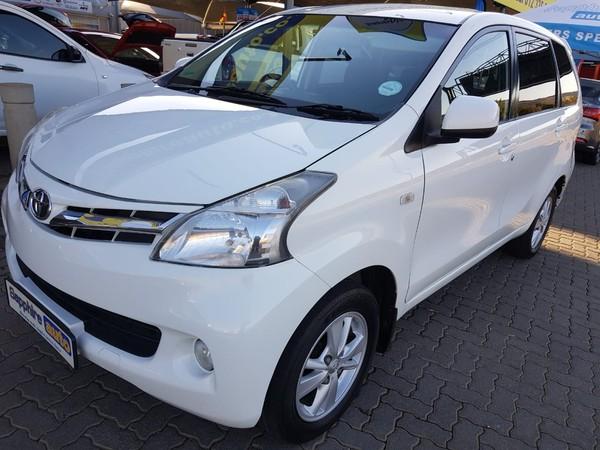 2015 Toyota Avanza 1.5 Tx  Gauteng Pretoria_0