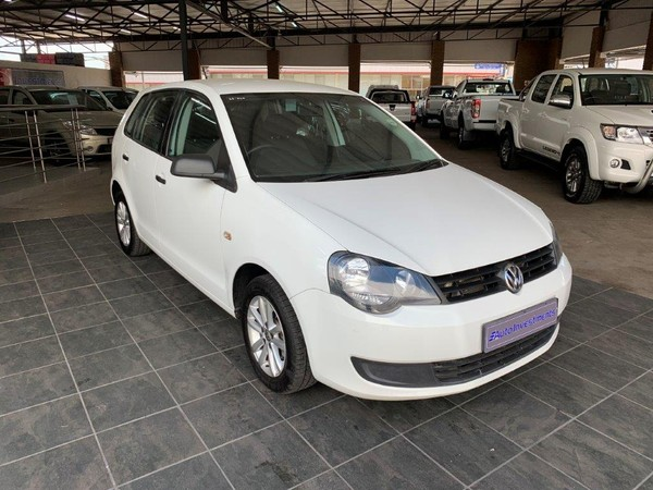 2014 Volkswagen Polo Vivo GP 1.4 Trendline 5-Door Limpopo Polokwane_0