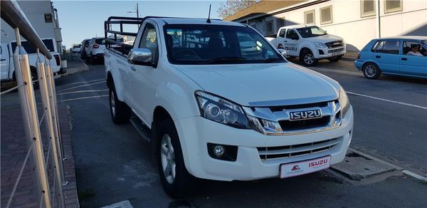 2014 Isuzu KB Series 300 D-TEQ LX Single cab Bakkie Western Cape Malmesbury_0