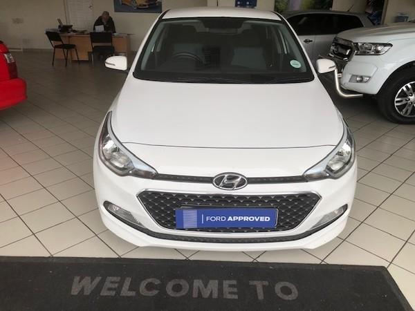 2015 Hyundai i20 1.4 Fluid Gauteng Randfontein_0