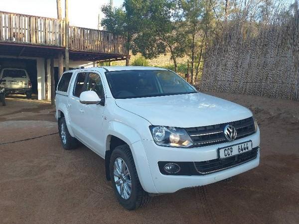 2012 Volkswagen Amarok 2.0 BiTDi Highline 132kW 4Motion Double Cab Bakkie Western Cape Vredendal_0