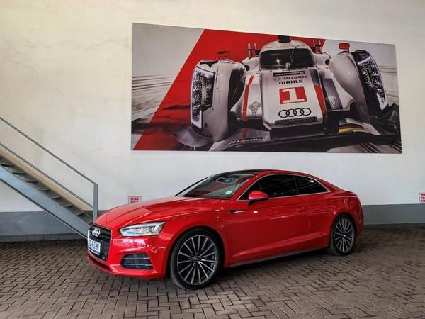 2019 Audi A5 Sportback 2.0T FSI S-Tronic Mpumalanga Middelburg_0