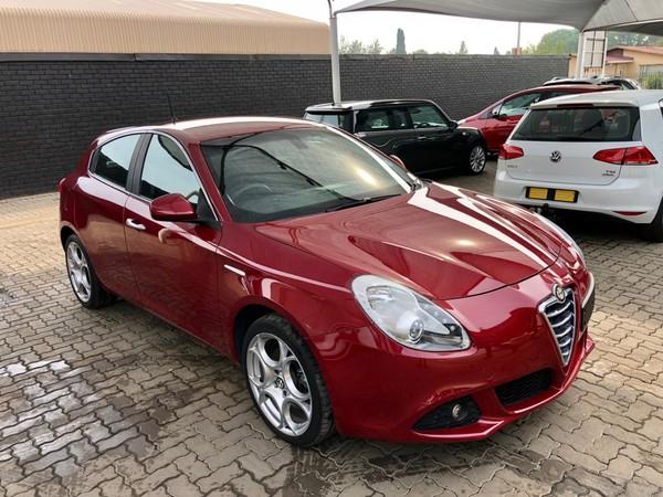 2015 Alfa Romeo Giulietta 1.4t Distinctive 5dr  Gauteng Pretoria_0