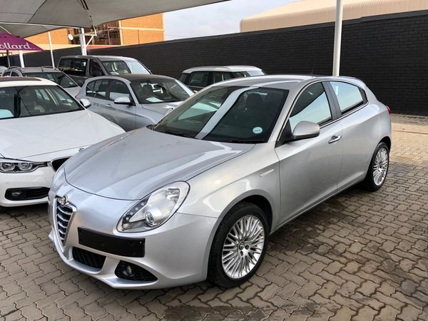 2014 Alfa Romeo Giulietta 1.4t Distinctive 5dr  Gauteng Pretoria_0