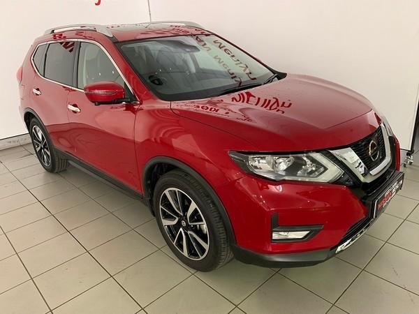 2018 Nissan X-Trail 2.5 Tekna 4X4 CVT 7S Gauteng Pretoria_0