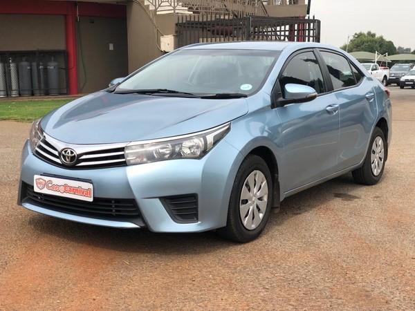 2014 Toyota Corolla ESTEEM MANUAL Gauteng Brakpan_0
