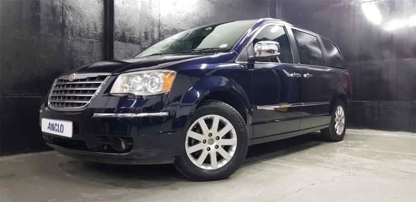 2012 Chrysler Grand Voyager 3.8 Limited At  Gauteng Benoni_0