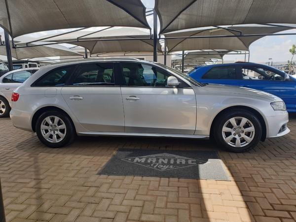 2009 Audi A4 1.8t Avant Ambition Multi b8  Gauteng Pretoria_0