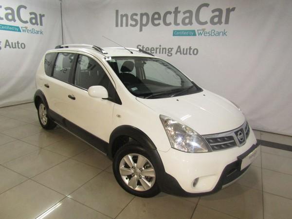 2011 Nissan Livina 1.6 Acenta X-gear  Gauteng Johannesburg_0