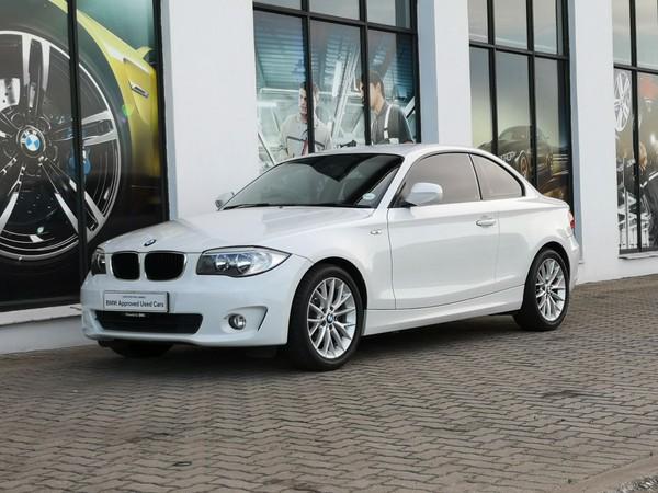 2013 BMW 1 Series 120d Coupe  Kwazulu Natal Richards Bay_0
