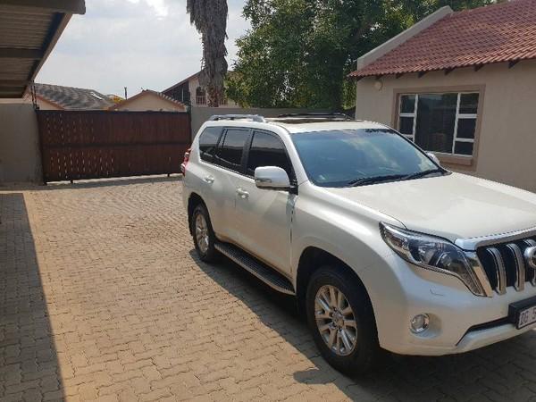 2014 Toyota Prado VX 3.0D Auto Gauteng Garsfontein_0