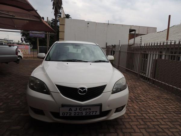 2006 Mazda 3 1.6 SPORT ACTIVE Gauteng Boksburg_0