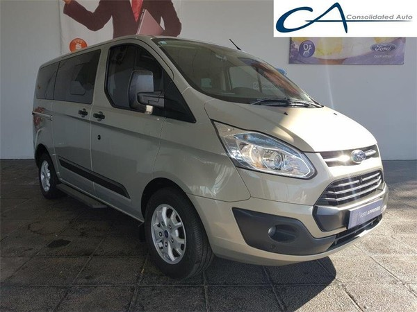 2014 Ford Tourneo 2.2D Trend SWB 92KW Gauteng Boksburg_0