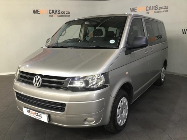 2013 Volkswagen Kombi 2.0 Tdi 75kw Base  Western Cape Cape Town_0