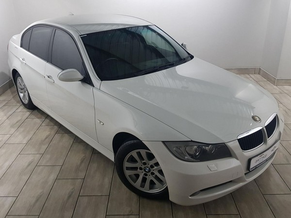 2007 BMW 3 Series 320d Exclusive At e90  Free State Bloemfontein_0