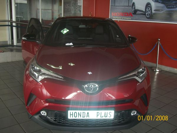 2019 Toyota C-HR 1.2T Luxury CVT Limpopo Polokwane_0