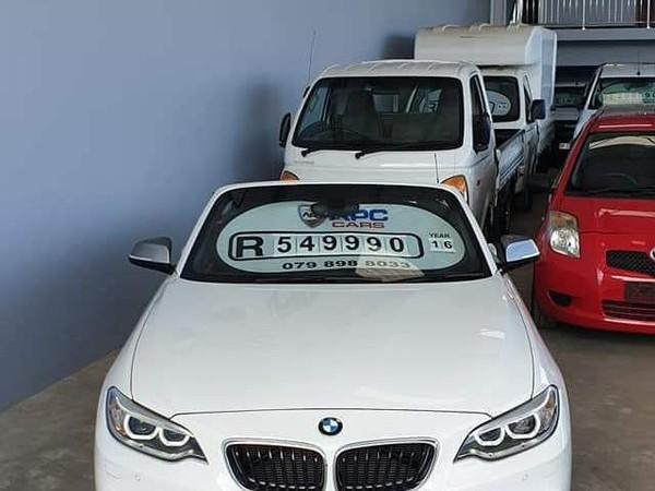 2016 BMW 2 Series M235 Convertible Auto F23 Kwazulu Natal Pietermaritzburg_0