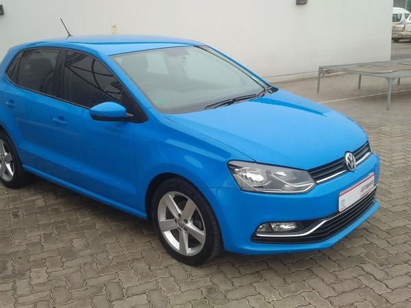 2015 Volkswagen Polo 1.2 TSI Comfortline 66KW Gauteng Bronkhorstspruit_0