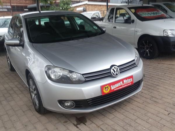 2011 Volkswagen Golf Vi 1.4 Tsi Comfortline  Mpumalanga Nelspruit_0