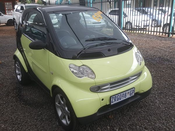 2006 Smart Coupe Pure  Gauteng Pretoria_0