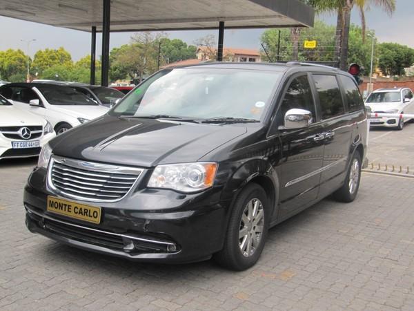 2012 Chrysler Grand Voyager 2.8 Limited At  Gauteng Sandton_0