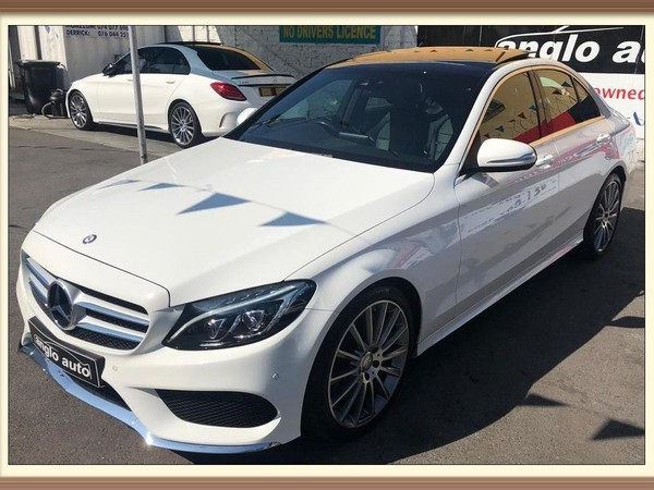 2015 Mercedes-Benz C-Class C250 AMG line Auto Western Cape Athlone_0
