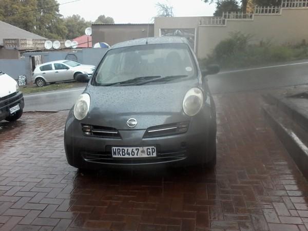 2007 Nissan Micra 1.4 Acenta Sport 5dr d65  Gauteng Johannesburg_0