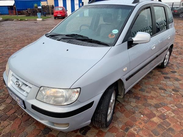 2005 Hyundai Matrix 1.8  Gauteng Boksburg_0