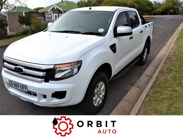 2013 Ford Ranger Ranger 2.2 D HP XLS DCab Only 71 000km Western Cape Durbanville_0