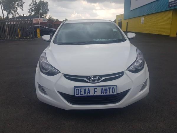2013 Hyundai Elantra 1.8 Gls At  Gauteng Bramley_0