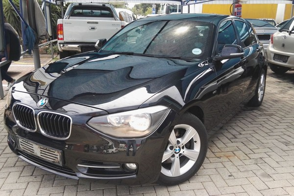 2012 BMW 1 Series 118i sport at North West Province Potchefstroom_0