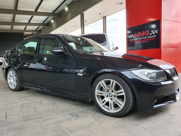 2007 BMW 3 Series 325i At e90  North West Province Klerksdorp_0