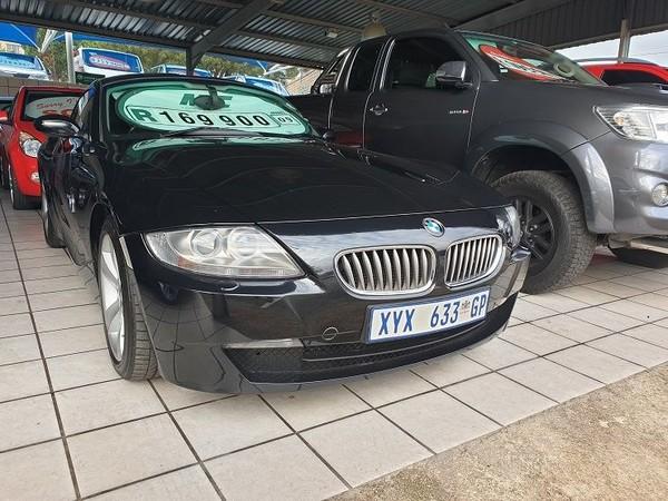 2009 BMW Z4 Coupe 3.0si  Gauteng Krugersdorp_0