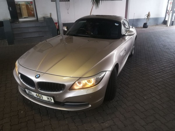 2009 BMW Z4 Sdrive23i  Gauteng Springs_0