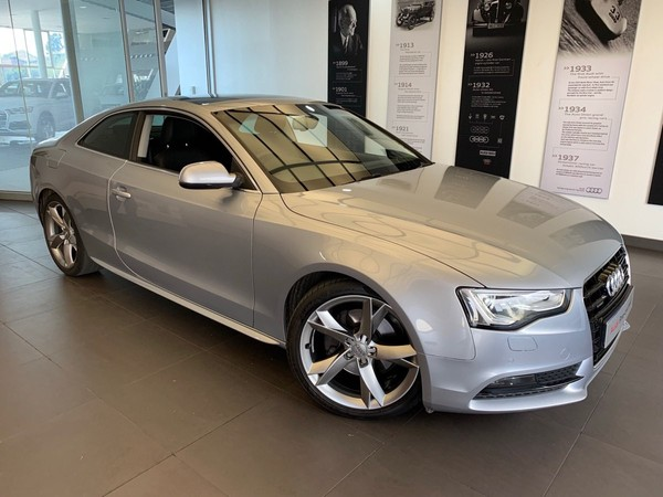 2015 Audi A5 2.0T FSi q S Tronic Gauteng Rivonia_0