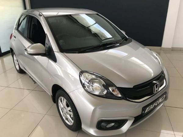 2019 Honda Brio 1.2 Comfort  Western Cape Somerset West_0