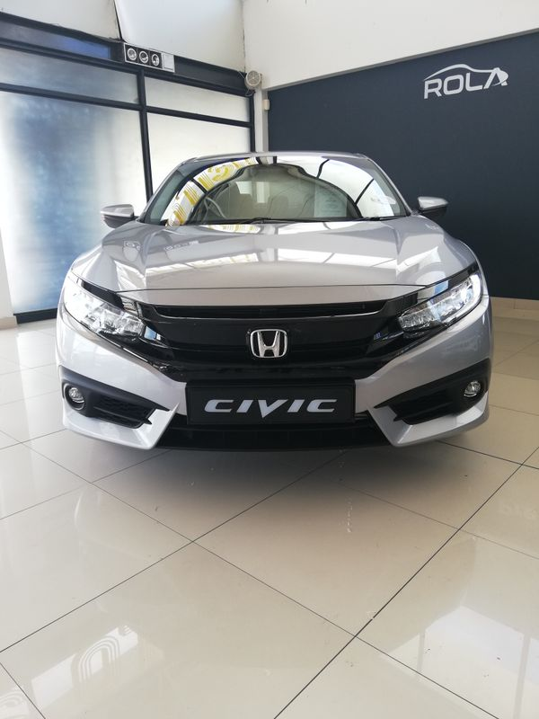 2019 Honda Civic 1.5T Sport CVT Western Cape Somerset West_0