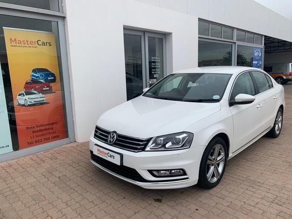 2014 Volkswagen Passat 2.0 Tdi Clne Dsg103 Kw  Western Cape Vredenburg_0