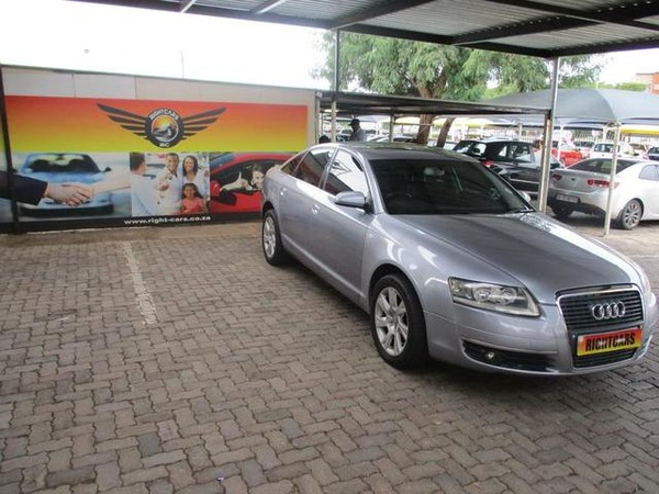 2005 Audi A6 2.4 Multitronic  Gauteng North Riding_0