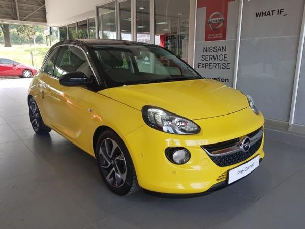 2015 Opel Adam 1.0T JAM 3-Door Kwazulu Natal Pietermaritzburg_0