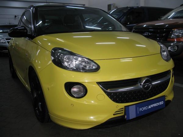 2015 Opel Adam 1.0T JAM 3-Door Western Cape Goodwood_0