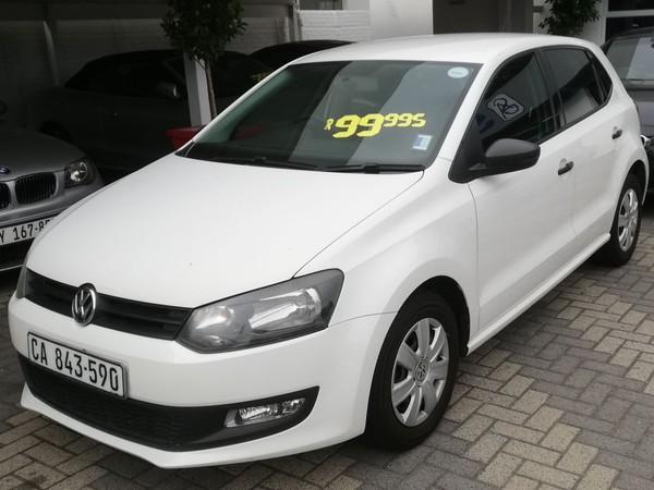 2012 Volkswagen Polo 1.4 Trendline 5dr  Western Cape Mowbray_0
