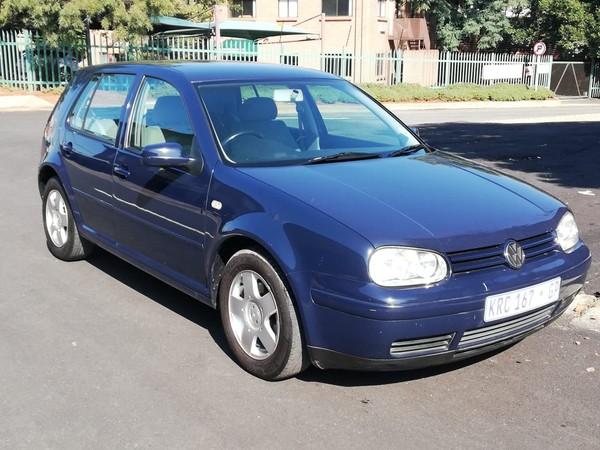 2000 Volkswagen Golf 4 2.0 Highline  Gauteng Randburg_0