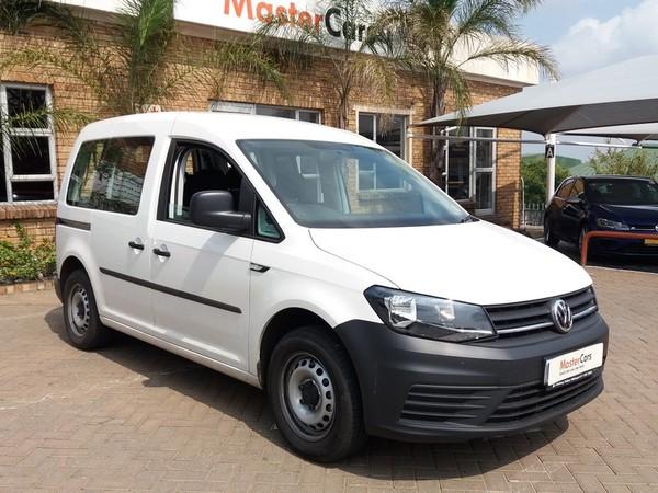 2019 Volkswagen Caddy Crewbus 1.6i Gauteng Midrand_0