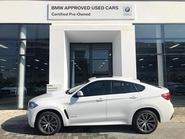 2018 BMW X6 xDRIVE40d M Sport Gauteng Midrand_0