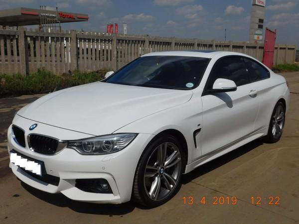 2013 BMW 4 Series 435i Coupe M Sport Auto Gauteng Brakpan_0