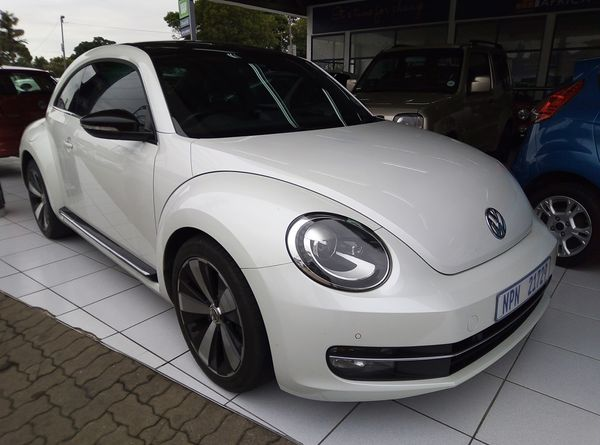 2013 Volkswagen Beetle 1.4 Tsi Sport Dsg  Kwazulu Natal Pinetown_0